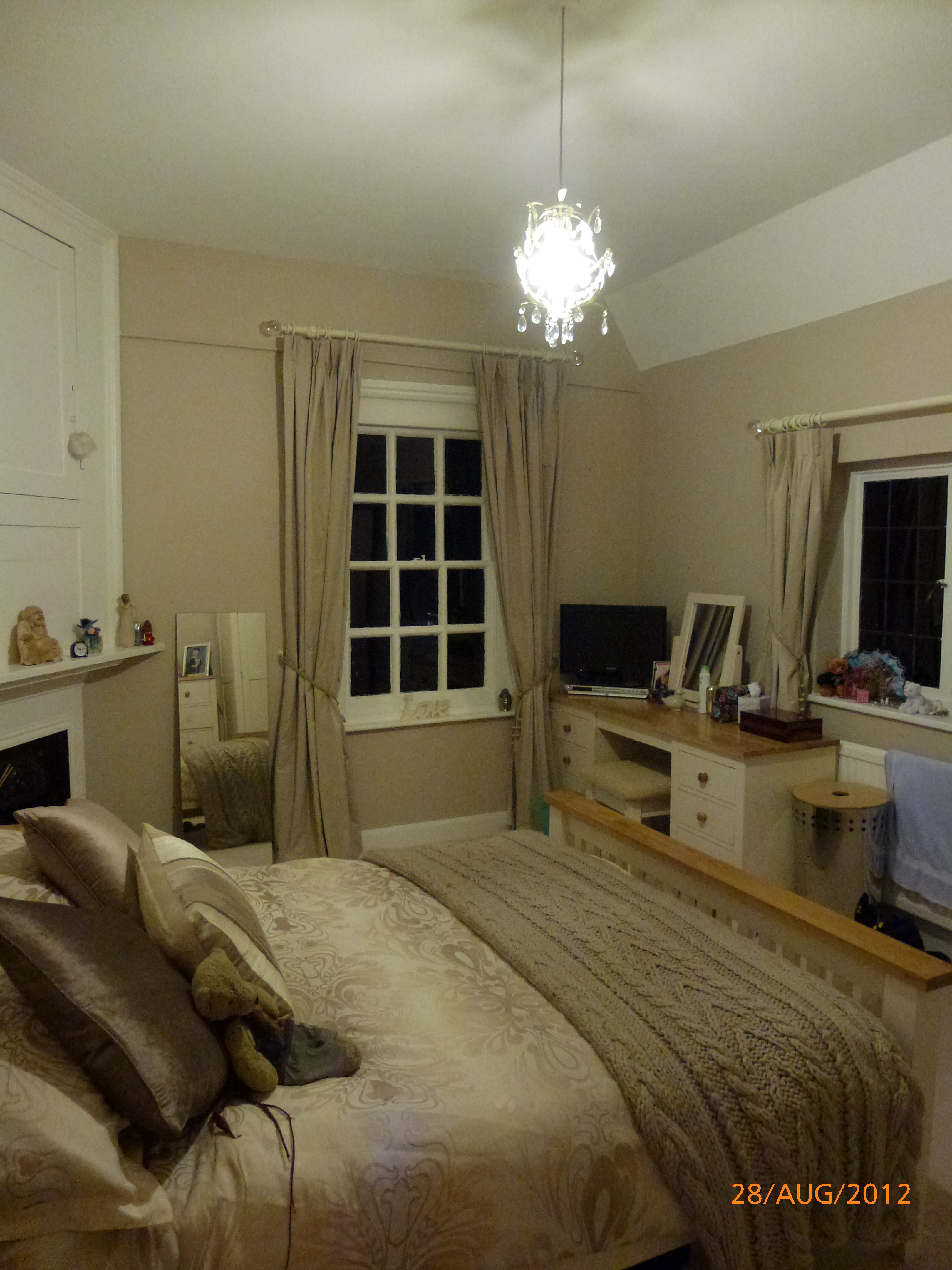 The Girls Bedrooms Hillfoot House